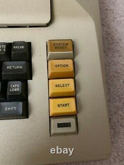 Atari 800 Le Système Informatique Programmeur Avecbox & Manuels Vintage & Rare