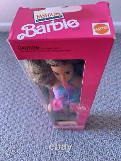 Barbie Rare! Steffie Face Mint En Box New Nrfb Mib Fashion Play Doll Mattel Mib
