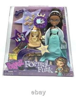 Bratz Formal Funk Sasha Nouveau Dans La Boîte Rare Toy Doll Mga Htf