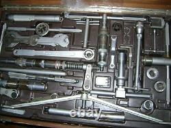 Campagnolo Tool Set Outil Campagnolo Bois Outils Boîte, Campy Vintage Toolset Rare