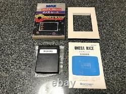 Commodore Max Machine Rare Pre-c64 Vintage Computer 6581 Complete In Box Cib