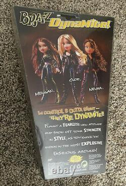 Dynamite Bratz! Cloe Doll New In Box Rare Jamais Ouvert