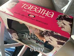 Ensorcelé Tabatha Tabitha 1966 Dans Original Box Vintage Super Rare