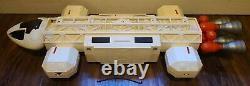 Espace De La Vinture De Rare 1999 Eagle 1 Toy Spaceship Withbox Set Original