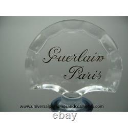 Guerlain Shalimar Pour Femmes Edt 4.2 Oz / 125 ML Splash Box Vintage Rare