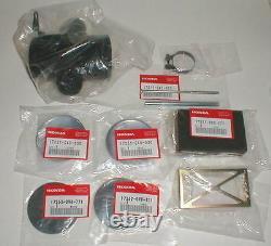 Honda Ct70 Ct 70 St70 New Air Box Kit Rare Vintage Oem 17221-098-010b Et Pièces