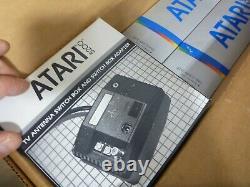 Jamais Utilisé Vintage 1982 Atari 5200 Console Original Box Rare Rare Trouver Rare