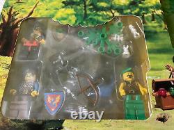 Lego 6079 Castle Dark Forest Fortress, Brand New & Sealed (vintage 1996) Rare