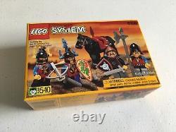 Lego Rare Vintage Classic Castle 6105 Medieval Knights Nouveau Coffret Scellé 1993