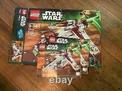 Lego Star Wars Republic Gunship 75021. Rare