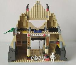 Lego Vintage Adventurer 5988 Le Temple D'anubis Ruines Interdites Rare Boxed Vgc