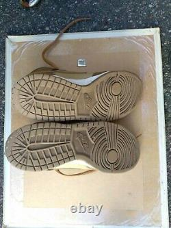 Nike Dunk Salut 2002 Maple Hay White Sz 10 Box Vg 7/10 Rare Clean Htf Vtg