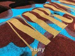 Nirvana Coeur En Forme De Boîte Chemise Mint Cord Rare Vintage 1993 Taille Grand