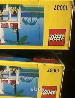 Nouveau Lego 10037 Legend Breezeway Cafe Rare Vintage Seeled (une Réédition De 6376)