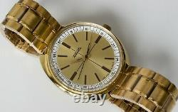 Nouveau Vieille Stock Raketa Vernisage Rare Luxe Vintage 2609 Ussr Made Watch