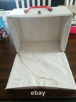 Original Rare 1967 Monkees Vinyl Lunch Box Vintage Bon Con. Avec Thermos
