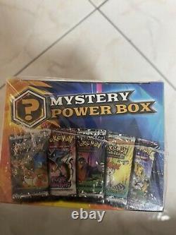 Pokemon Mystery Power Box Tout Nouveau Early Edition Vintage Packs 120 Boîtes Rare