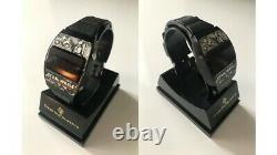 Rare 1977 Vintage Texas Instruments Star Wars Led Montre De Travail Boîte De Travail Vgc Utilisé