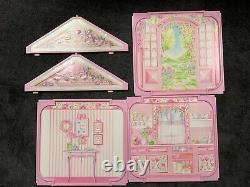 Rare Barbie 1995 Pink'n Pretty House Doll House Dans La Boîte Originale