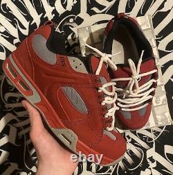 Rare Dvs Quadrant Og Vintage Chaussures De Skate Taille 11 Nouvelle Boîte Blanche