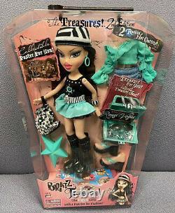 Rare Mga Bratz Trésors Jade Doll New Unopened Box 2ème Édition