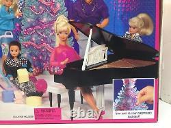 Rare New 1994 Mattel Barbie Home For The Holidays Playset Seeled Box (pas De Poupées)