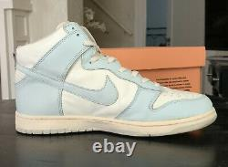 Rare Nike Dunk Vntg Sail/neutral Grey Size 12 Avec Boîte Originale Vintage