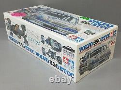 Rare Nouveau Dans Sealed Box Vintage Tamiya 1/10 R/c Volvo 850 Btcc Kit 58183 Ff01 Fwd