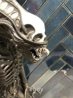 Rare! Vintage 1979 Kenner Alien 18 Action Figure Xenomorph With Box & Poster