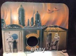 Rare Vintage 1980 Kenner Star Wars Sears Cloud City Playset With Box Sealed Bags