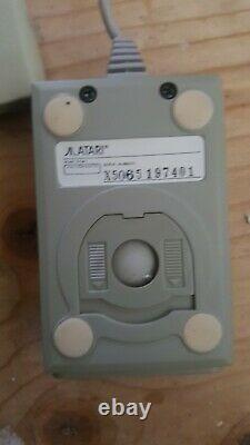 Rare Vintage Atari Pc3 Ordinateur Withbox! Bottes Et Computes! Très Propre