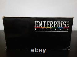 Rare Vintage Enterprise 64 Computer System (encadré) #30