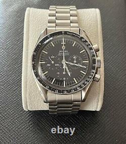 Rare Vintage Omega Speedmaster Pre Moon Ref. 145.012-67 Bracelet Cal 321 1171 Boîte
