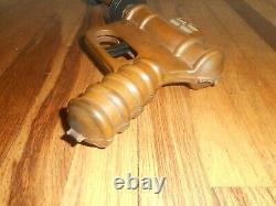 Rare Vintage Original Buck Rogers 25ème Siècle Disintegrateur Espace Ray Gun & Box