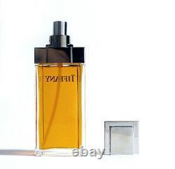 Rare Vintage Tiffany Eau De Parfum / Spray Parfumé 1,7 Oz/ 50 Ml. Utilisé, En Boîte