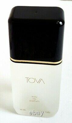 Rare Vintage Tova Beverly Hills Eau De Parfum Spray 3.3oz/100ml Nouveau Dans La Boîte