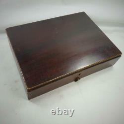 Reves Antiques + Arts De Couleur D'eau Inwood Paint Box Iltaid C1790 Très Rare
