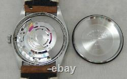 Rolex Oyster Perpetual Ultra Rare Modèle 5552 Montres Homme Orig Box & Papers 1963