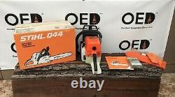 Stihl 044 Chainsaw Neuf Dans La Boîte Oem Vintage Modèle Nos Tronconneuse -au Début Regard! Rare