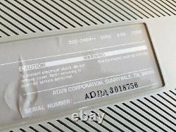 Systeme D'ordinateur D'atari 1040 Ste (vgc Boxed W Cubeat)