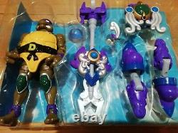 Takara Enseignement Mutant Ninja Turtles Ultra Turtles Action Figure Vinture Rare