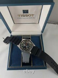 Tissot Diver Montre Homme Automatique Rare Swiss Vintage Tradition