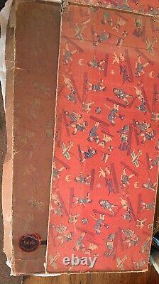 Très Rare Antique Armand Marseille Baby Gloria Doll. Environ 18 De Haut. Boîte D'orig