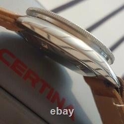Très Rare, Boîte, Service Vintage Certina Argonaut 200 M Plongeur Montre Automatique