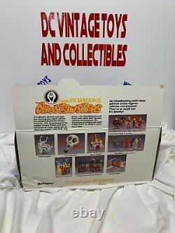Vintage 1986 Fantôme De Sos Fantômes De Schapers Filmation Buggy Rare! Nouvelle Boîte Wow