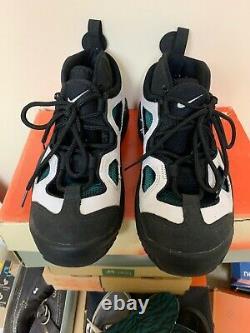Vintage 1995 Nike Air Baja Hommes Chaussures De Basket-ball Taille 10.5 Og Box Rare 130221-101