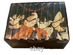 Vintage 1998 Dragonball Z La Boîte Namek Saga Vhs Ensemble Toutes Les Bandes Sont Scellées Rare