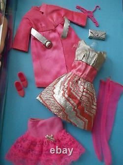 Vintage Barbie / Jc Penney Exclusivité #1552 Silver'n Satin Set Cadeau Rare No Box