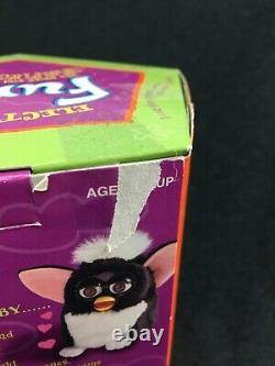 Vintage Collectible Hi-c Furby Scellé Dans La Boîte Rare 1 De 5000