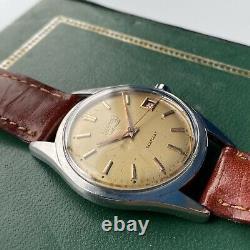 Vintage Des Années 1960 Eberhard & Co. Scafodat Automatic Cal. 261-123 Rare Boîte Originale